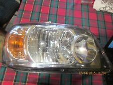 2006 Toyota Highlander Rt. hand head lamp