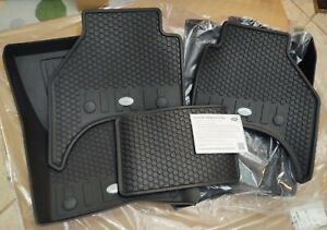 Land Rover Defender L663 90 2020+ OEM Rubber Mats LHD Brand New