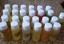 Twenty-Four  (24) ONE (1) OZ. EA. Fragrance Oils (Candles/Tarts/Lotions/Soaps)