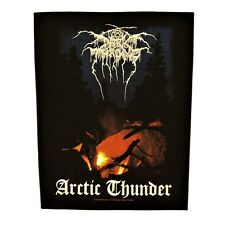 "XLG Darkthrone ""Arctic Thunder"" Black Metal Album Art Sew-On Jacket Back-Patch"
