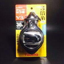 Tajima Tool Pl-V3 Chalk-Rite Line/Reel/Tank Cap. 100g Fast-Wind V3 30m Brand New