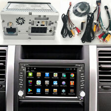 6.2 Inch Android 8.1 Double 2Din Car Stereo Radio GPS DVD CD Player Octa-Core 1x