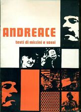 ANDREACE - Miccini Eugenio, Sossi Franco, Andreace