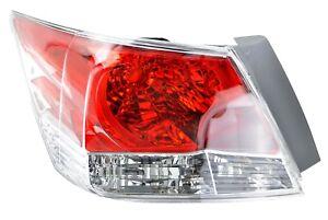 Tail light for Honda Accord CP 02/08-04/13 New Left LHS Rear Lamp Sedan 09 10 11