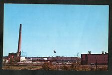 C1960s View of an Iron Ore Plant, Sudbury, Ontario, Canada