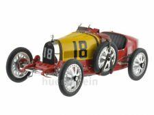 CMC M-100 B-016 Bugatti T35 gelb/rot #18 Grand Prix Spanien limitiert 1/18 NEU