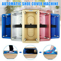 200 Pairs Auto Shoe Cover Machine Dispenser Disposable Overshoes Shoe Covers