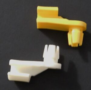 Ford Lincoln Mercury Cars & Trucks Door / Tailgate Rod Clips 1-Pair