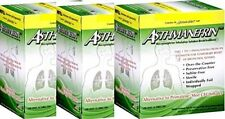 Asthmanefrin Asthma Medication Refill, 30 Count (Pack of 3) Expiration Aug 2021