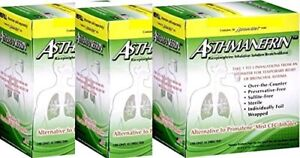 Asthmanefrin Asthma Medication Refill, 30 Count (Pack of 3) Expiration Apr 2022