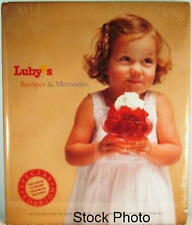 Luby's Recipes & Memories Cookbook SPECIAL EDITION - HARDCOVER - 2008