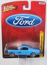 JOHNNY LIGHTNING FOREVER 64 R24 1965 FORD MUSTANG SPORTS ROOF
