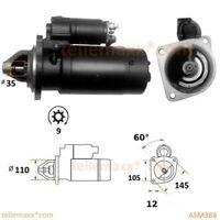 Starter Motor Fiat Allis Hesston FL-4C 545B ... 8035 8061 Diesel Anlasser ASM388