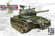 AFV 1/35 M24 Chaffee Armée Britannique # 35210