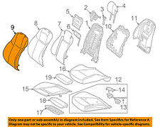 MERCEDES OEM 16-18 GLC300 Passenger Seat-Seat Back Cover 20591011479D88