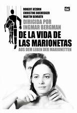 DE LA VIDA DE LAS MARIONETAS - Aus Dem Leben Der Marionetten