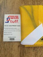 Mesh Drawstring Bag - Scuba Snorkelling Water Sports - See Colours!