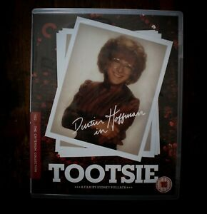 Tootsie (BLU-RAY) [CRITERION COLLECTION SPECIAL EDITION, REGION B]