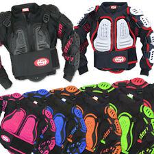 2020 KIDS STERN MOTOCROSS BODY ARMOUR PROTECTION suit jacket quad NEW black BIKE