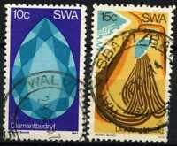 South West Africa 1974 SG#267-8 Diamond Mining Used Set #D67212