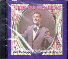 GILBERTO MONROIG Y CON ORQUESTA PANAMERICANA - CD