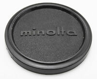 Minolta -  Objektivdeckel Deckel Cap front Lens cap 72mm Stülpdeckel