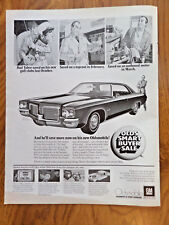 1971 Oldsmobile Olds Delta 88 Hardtop Coupe Ad  Olds Smart Buyer Sale