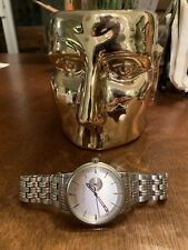 Ted Baker TE3002 Gents bracelet watch Quartz Purple Stainless Steel