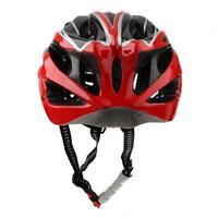 Casque de cycliste pour homme unisexe Casque de protection vélo vélo VTT
