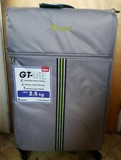 it luggage GT Lite Paloma 4 Wheel Grey Large 77cm Suitcase 2.5 kg Only New