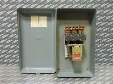 USED Square D 8903 VG-2 Lighting Contactor 200 Amps 110-115V / 208-220V Coil