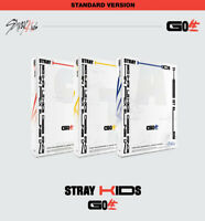 STRAY KIDS [ GO LIVE ] GO生 1st Album Standard Ver KPOP CD+Photobook+Photocards