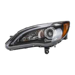 Headlight Assembly-NSF Certified Left TYC 20-9198-90-1 fits 11-14 Chrysler 200