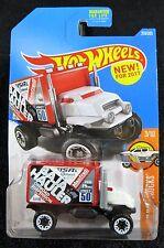 2017 Hot Wheels Red Baja Hauler Card #270 Hw-29