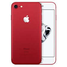 Apple iPhone 7 128GB Unlocked GSM Quad-Core Phone w/ 12MP Camera - Red