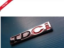 Ford TDCI Badge Fiesta Focus C-Max Mondeo Kuga S-Max Galaxy Mondeo Transit