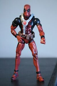 "Marvel Legends X-Force DEADPOOL 6"" Action Figure ~ Epic Heroes 2012"
