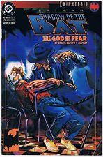1993 Knightfall Batman Shadow Of The Bat The God Of Fear 16 Pt.1 DC Comic Book