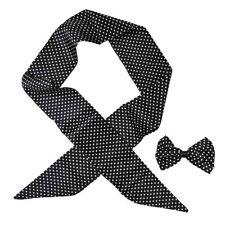 Sciarpe, foulard e scialli da donna collo nero