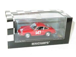 1/43 Porsche 911 S  Monte Carlo Rally 1965 #147  H.Linge / P.Falk