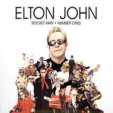 Rocket Man: Number Ones by Elton John Digi-Pak 17 Hits Brand New!