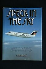 Frank Dunn - Speck in the Sky HC/DJ history of airlines of western australia