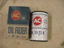 NOS Oil Filter PF-141 PF141 WHITE                  C126