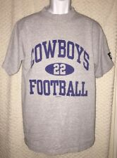1995 Vintage Emmitt Smith Dallas Cowboys T-shirt size adult L Starter