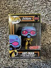 Funko POP! Ant-Man #910 Infinity Saga Black Light - Target Exclusive