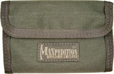 Maxpedition Spartan Foliage Green Wallet 0229F