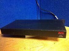 APC 16-Ports CAT5 KVM