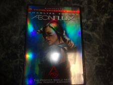 Aeon Flux (Dvd, 2006, Special Collectors Edition Widescreen) Charlize Theron !
