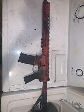 m4 airsoft gun electric