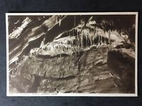 RP Vintage Postcard - Somerset #17  - Cheddar Caves, Solomons Temple - Gough
